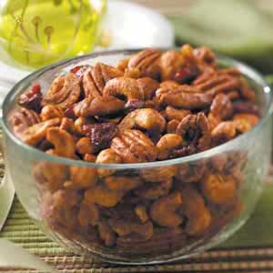 Sugar N' Spice Nuts